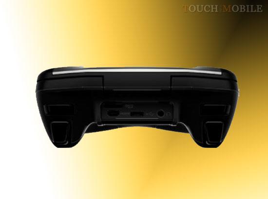 Imagenes de la consola Project SHIELD