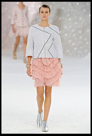 Chanel spring summer 2012 colour inspiration