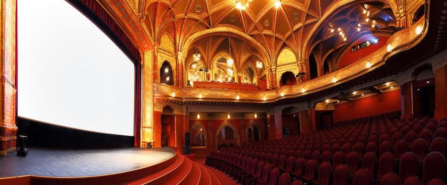 самые красивые кинотеатры мира