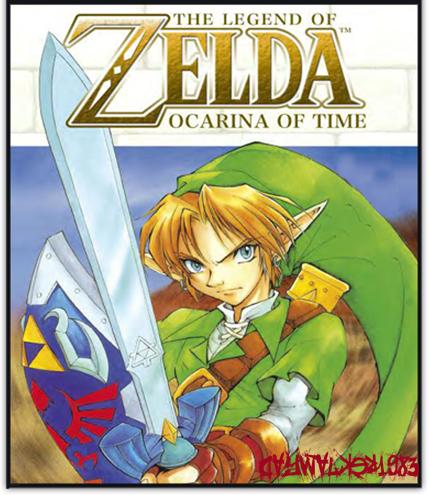 Legend Of Zelda The Ocarina Of Time 2.0 [Español] [Full] [MG]