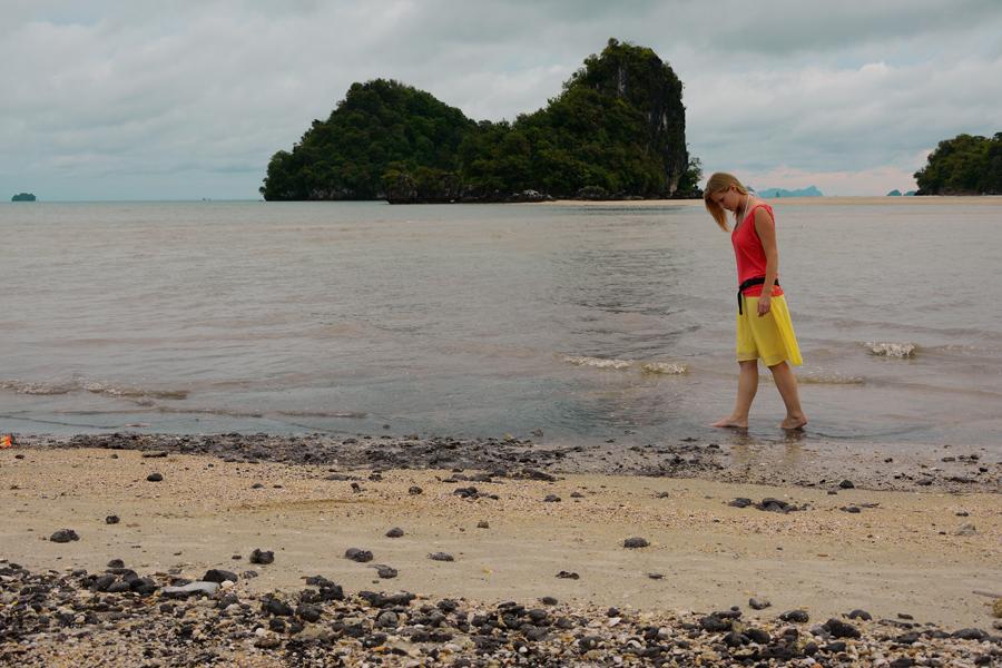 wybrzeże tajlandii