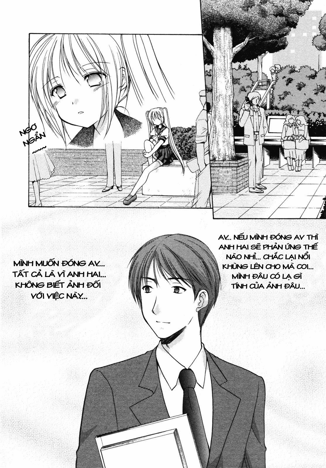 Schoolmate chap 8 - Trang 17