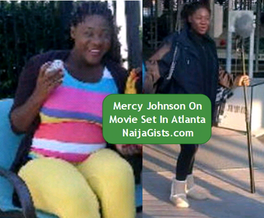 mercy johnson baby delivery