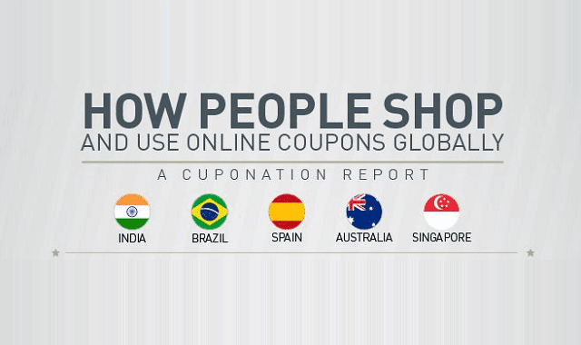 How People Shop and Use Online Coupons Globally – A CupoNation report