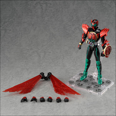 S.H.Figuarts Kamen Rider OOO Takajaba Combo