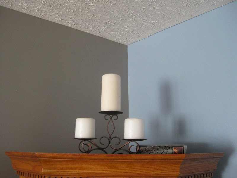 Valspar Blue Skylights Paint