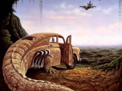 Surrealism 1920 Creative Studie...