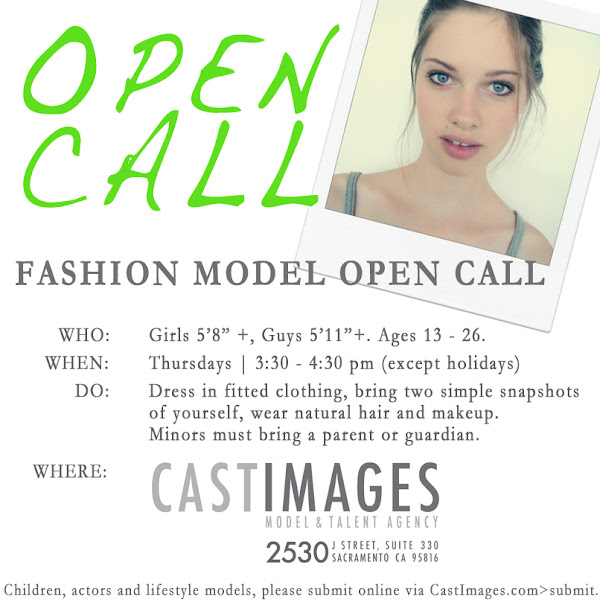 Cast Images Open Call