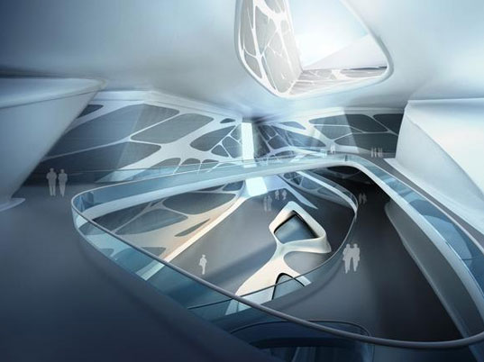 World Places Zaha Hadid Buildings Designs