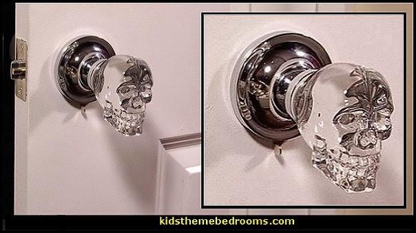 Decorating theme bedrooms Maries Manor skull bedding skull