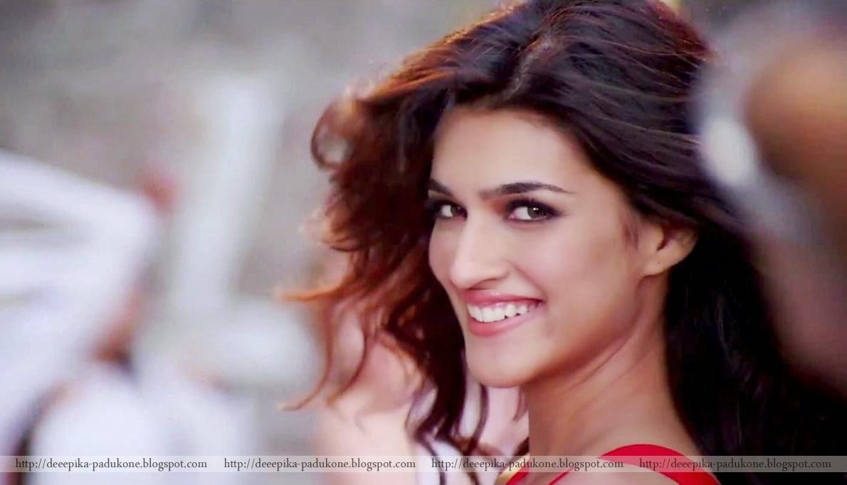 Deepika Padukone Wallpapers: Kriti Sanon Beautiful Pictures