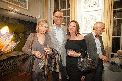 Cristina Vergano, Geraldine Brower, Leonard Tourne Gallery