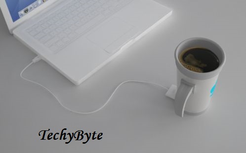 Techy byte for Apple icup