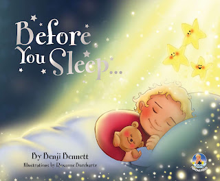 Before You Sleep is now available as an iBook!
