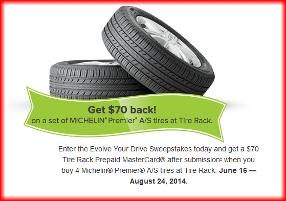 National tire and battery tire coupons
