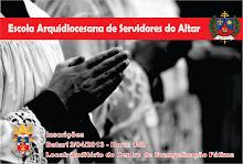 Escola Arquidiocesana de Servidores do Altar (EASA)