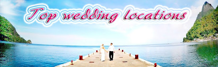 Top wedding locations
