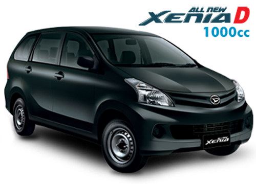 ALL NEW XENIA D MT 1.0 (STANDARDPLUS) Rp.133.400.000