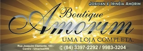 Boutique Amorim