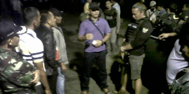 60 Awak Kapal Nelayan Thailand Ditangkap di Aceh Barat