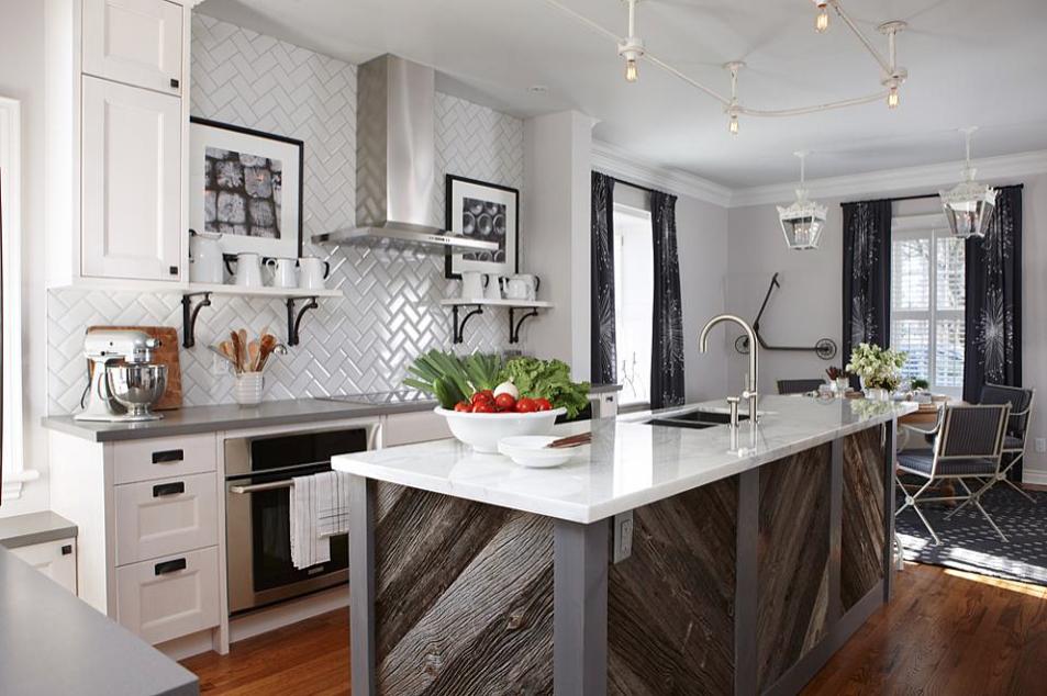 Interesting Kitchen Island Contemporary Design Trends Unite