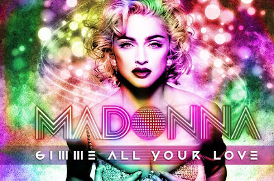 Madonna - Gimme All Your Luvin&#8217;