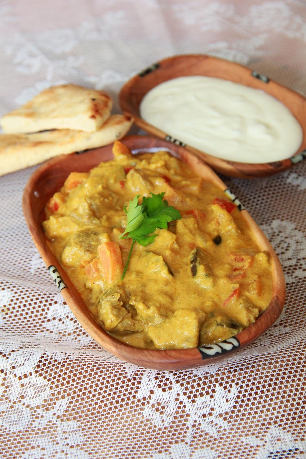 Indiase lamscurry - www.desmaakvancecile.com
