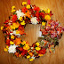Fall & Halloween Wreaths...Getting  Ready for a Craft Fair!!