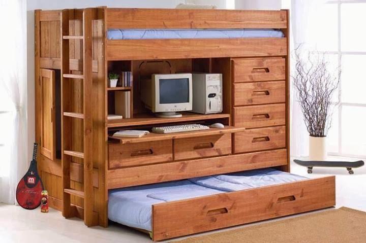 juggaar - hack your life: drawer bed