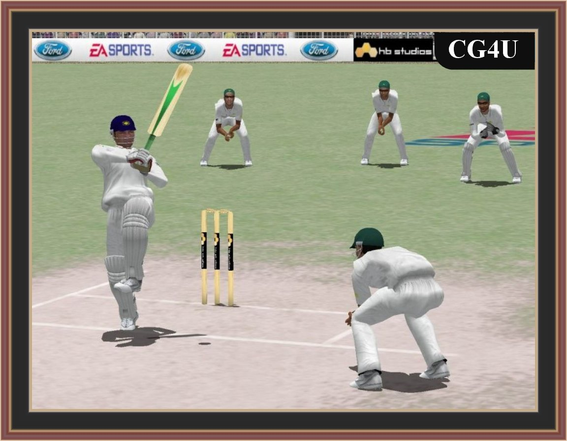 EA Sports Cricket 2004 ScreenShot
