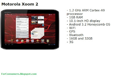 Motorola Xoom 2