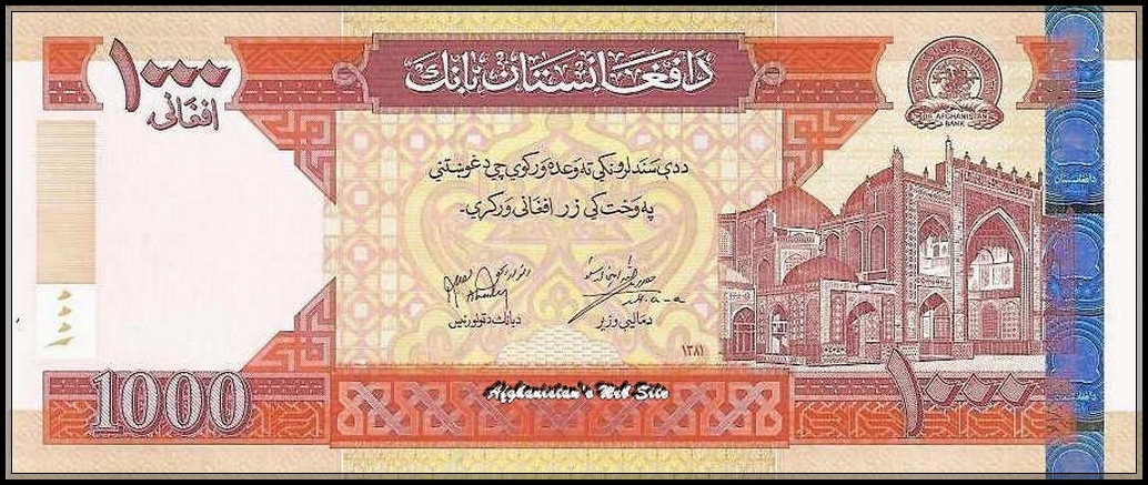 Forex currency rates afghanistan