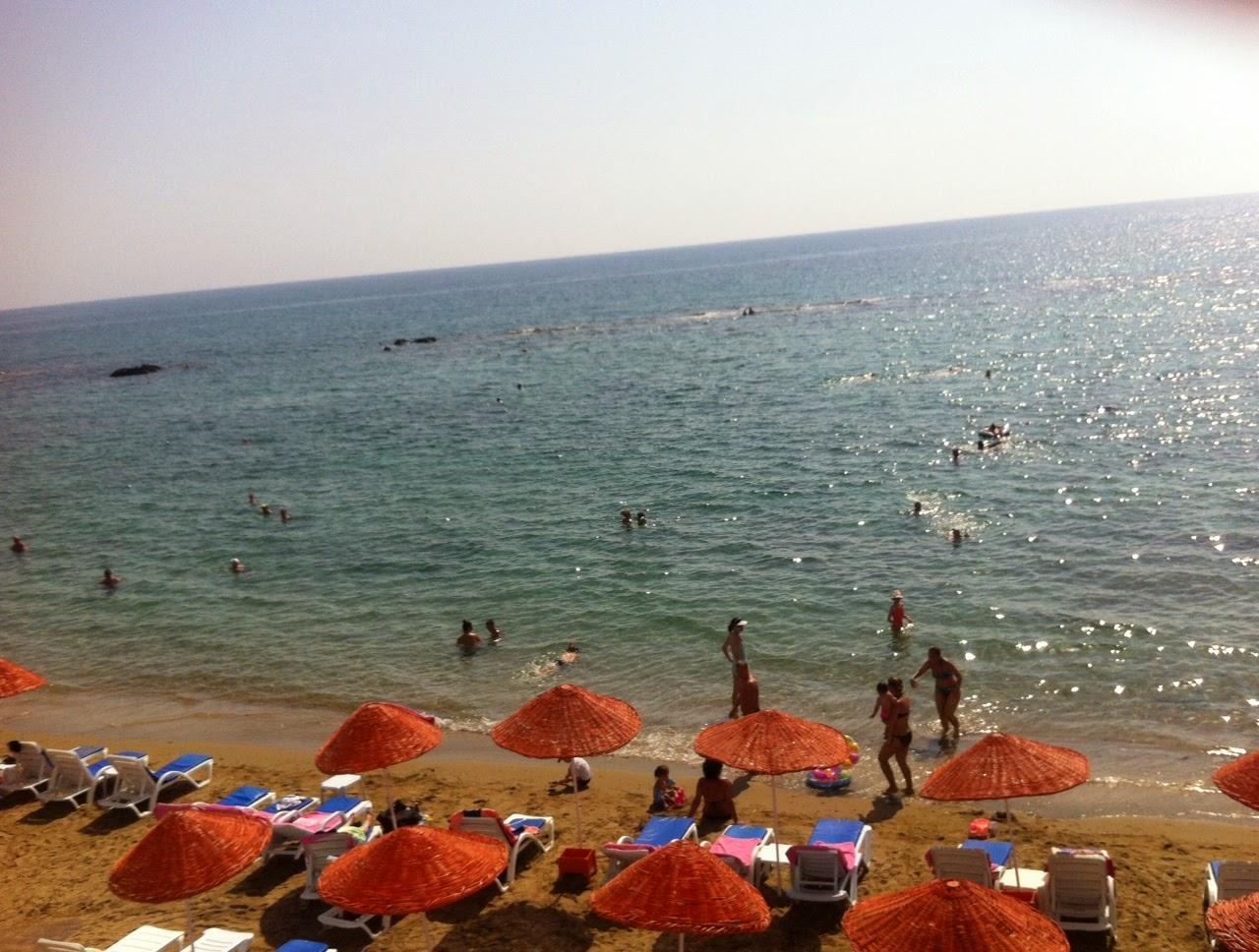Bayram tatilinde kıbrıs