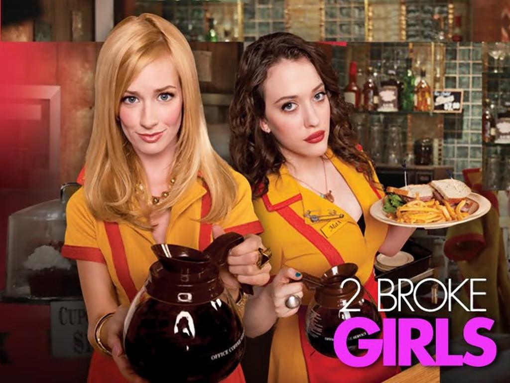 Две разорившиеся девочки / 2 Broke Girls BraveSound Season 1/Episode