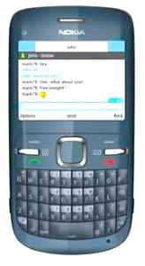 celular c3 nokia