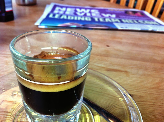 42 Provost Street cafe review espresso