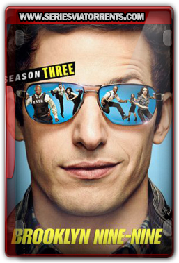 Brooklyn Nine-Nine 3ª Temporada - Dublado WEB-DL 720p (2016)