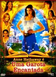 Filme Uma Garota Encantada Dublado AVI DVDRip