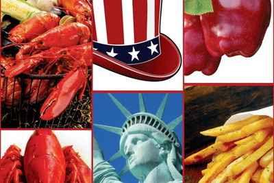 Lễ hội ẩm thực chào mừng ngày Quốc khánh Mỹ tại Việt Nam, am thuc hoa ky, mung quoc khanh hoa ky, am thuc my, am thuc phuong tay, kham pha am thuc, tin tuc am thuc, le hoi am thuc my, diem an uong ngon, khach san Equatorial, tiec buffet