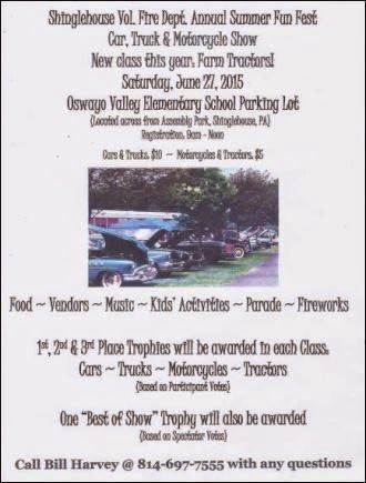 6-27 Car, Truck, & Motorcycle Show