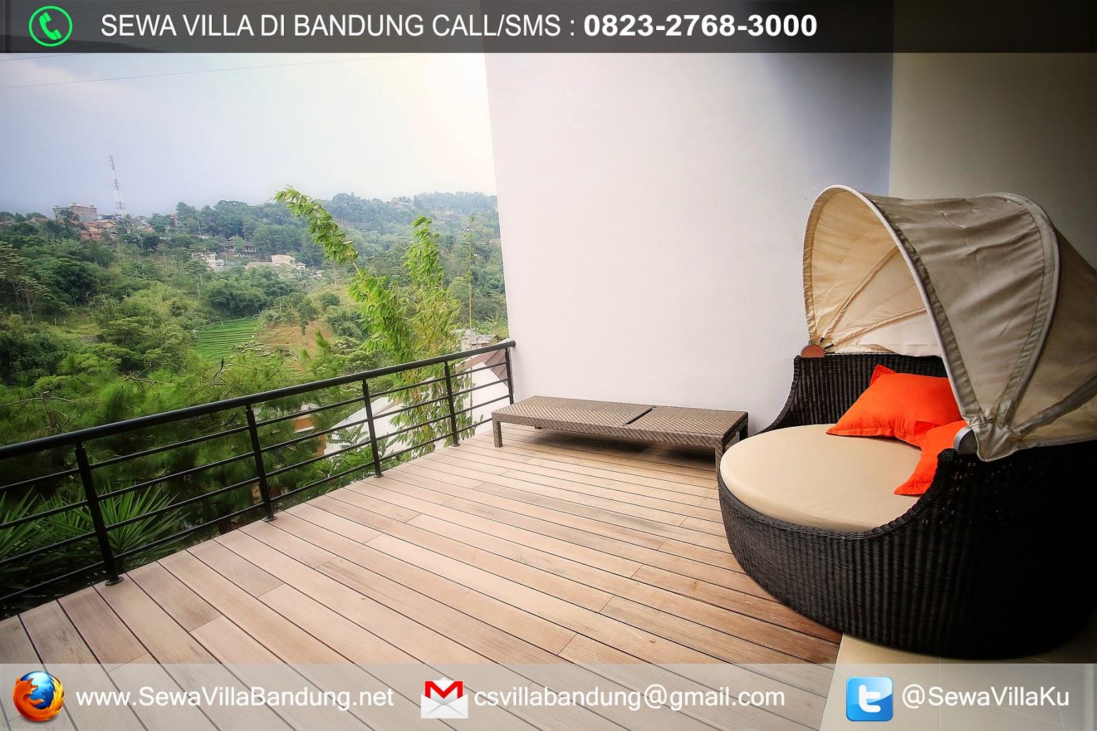 Daftar Sewa Villa di Bandung