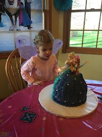 Ellie age 4