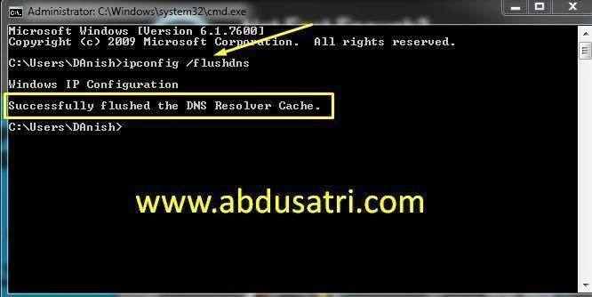 "Tips memperbaiki Pesan eror DNS ""Unable to resolve the server's DNS address"""