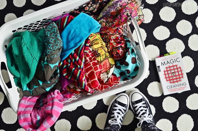 #my2cents | privater flohmarkt, kleiderspenden und buch-kritik magic cleaning | luziapimpinella.com
