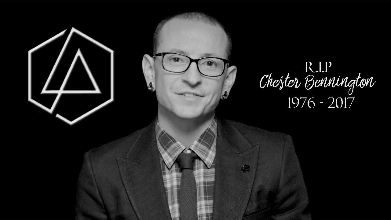 chester bennington 1976-2017