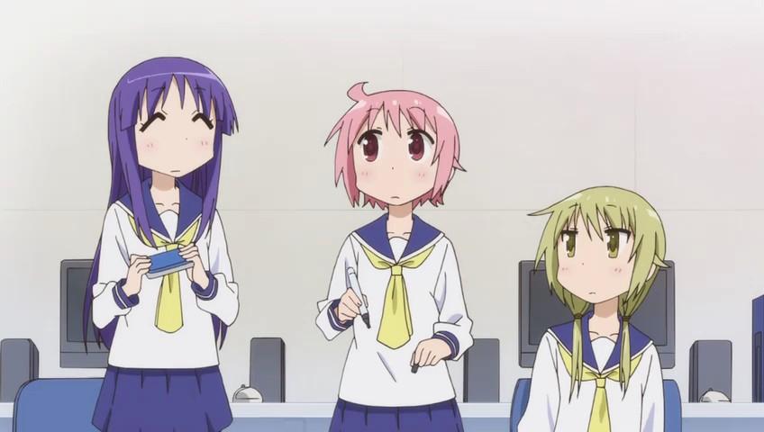 Yuyushiki - Episódio 06