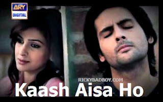 Kaash Aisa Ho Lyrics OST Drama ARY Digital