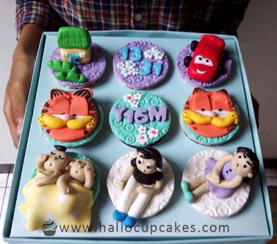 kursus cupcake