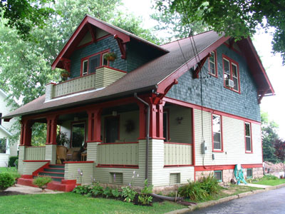 Exterior Paint Schemes Popular Home Interior Design Sponge