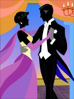 ballroom dancing clip art - photo #40